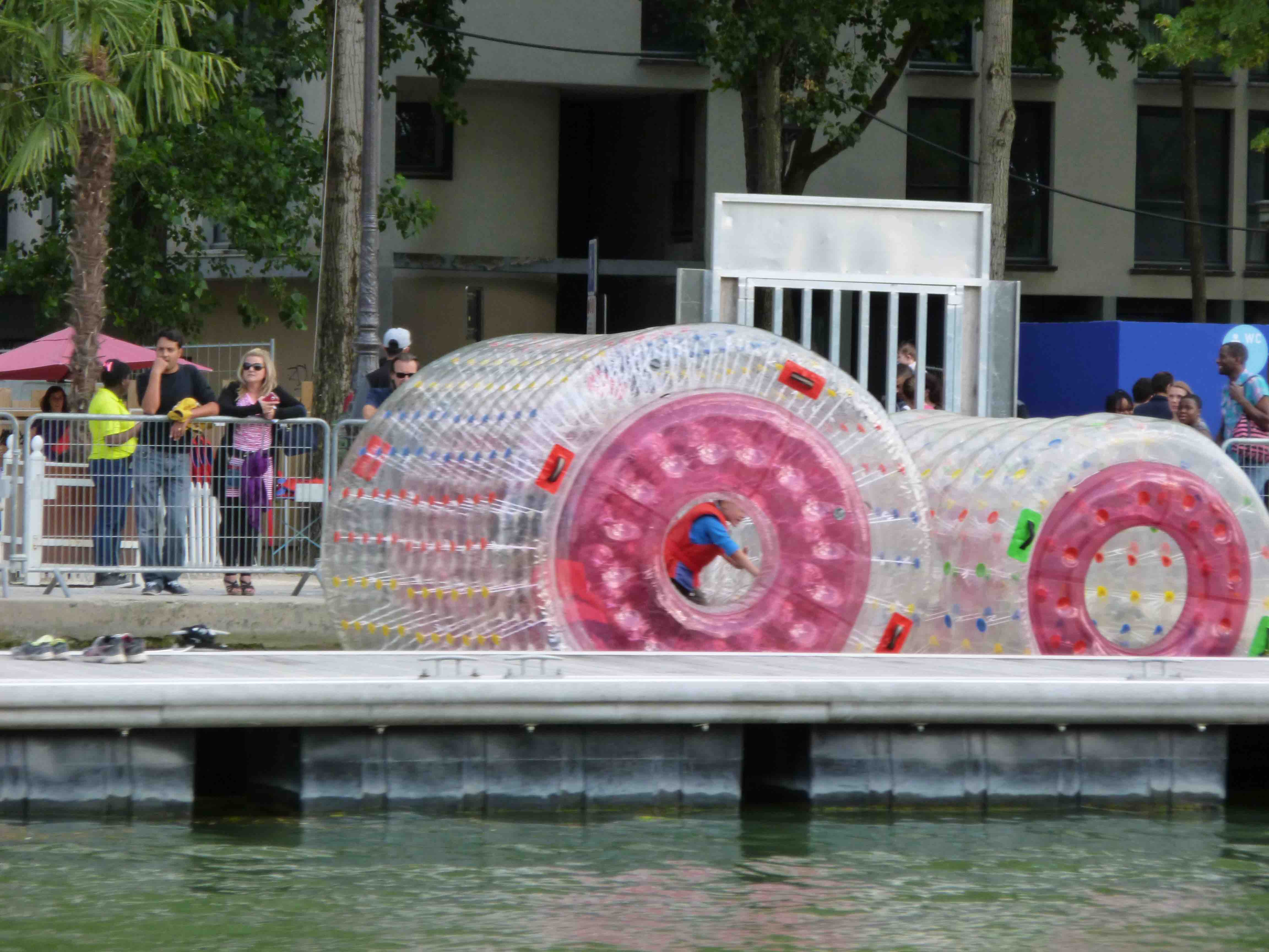 Huge inflatables